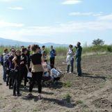 Aktivity študentov Spojenej školy Nováky ku Dňu zeme
