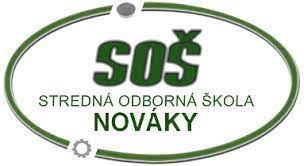 Logo Stredná odborná škola Nováky